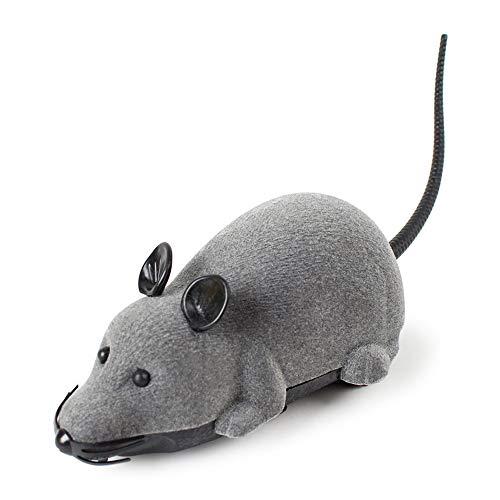 ToDIDAF Fernbedienung lustige drahtlose elektronische Spielzeug, Fernbedienung Spielzeug, graue Maus Ratte Haustier Spielzeug für Katzen / Hunde / Haustiere / Kinder / Kindertag, Neuheit Geschenk - Alligator-erwachsenen T-shirt