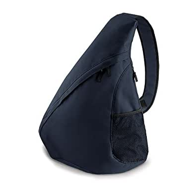 Bagbase Universal Backpack Monostrap Style French Navy
