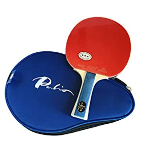 Palio Master 2 Table Tennis Bat & Case Review 2018 by Palio x ETT