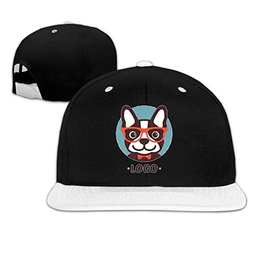 Osmykqe Llogo Dog Casual Cotton Baseball Cap Multiple Sport Caps Hat Birthday Gift -