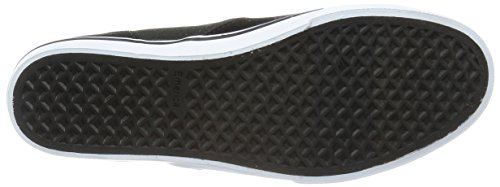 Herren Slip On Emerica Provost Cruiser Slippers Black/White