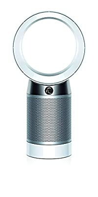 Dyson Pure Cool Air Purifier (Advanced Technology), Wi-fi & Bluetooth Enabled, Model DP04 (White/Silver)