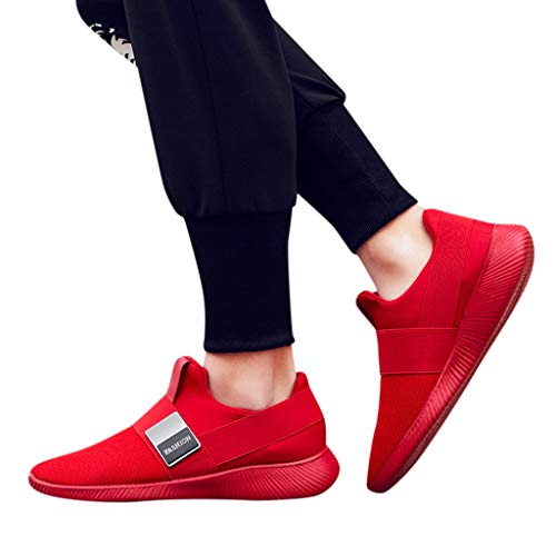 ABsoar Sneakers Herren Mode Männer Freizeitschuhe Atmungsaktives Sportschuhe Mesh Schuhe Student Laufschuhe Joggingschuhe Turnschuhe