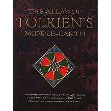 By Karen Wynn Fonstad The Atlas of Tolkien's Middle-Earth ((Reissue)) [Paperback]