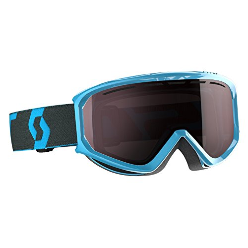Scott Level Skibrille, Blue/Grey, One Size