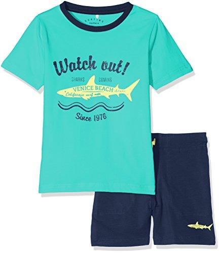 NAME IT Jungen T-Shirt Nitzacco Ss Shorts Set Nmt