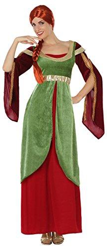 Atosa Medievale Dame, Costume