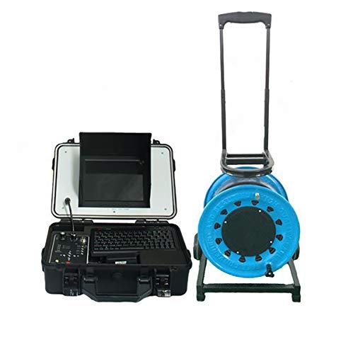 TQ CCTV-Videokamera Unter Wasser Abfluss Inspektion Kamera-Röhren 8 Videos V8-100-100m Kabel -