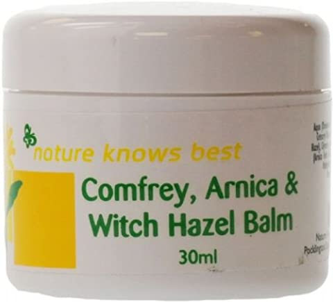 Power Health 30ml Comfrey Arnica Witch Hazel Balm