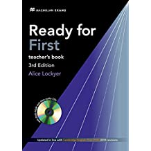Ready for First (FCE) (3rd Edition) Teacher's Book with Class Audio CDs & DVD-ROM (Ready for Series)