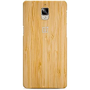 OnePlus 3 Bamboo Case: Amazon.in: Electronics