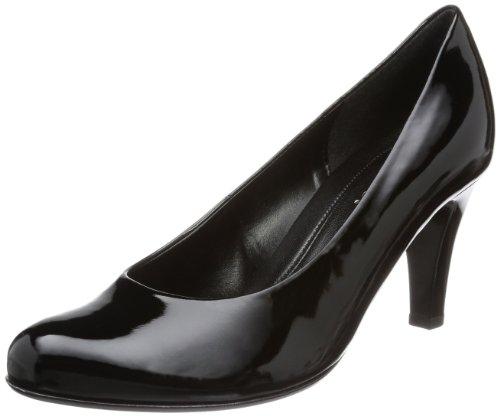 Gabor Shoes 75.210.97 Damen Pumps Schwarz (schwarz (+Absatz))