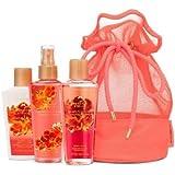 Victorias Secret Take Me Away Travel Essentials (Coral, Passion Struck)