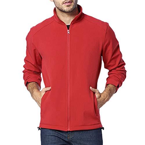 CICIYONER Herren Sport Fitness Training Crewneck Täglichen Modern Sweatshirt Langarmshirt Pullover Warm Basic Style XS-XXXL