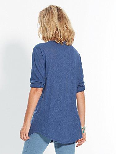 Balsamik - Tunique, stature - d'1,60m - femme Bleu