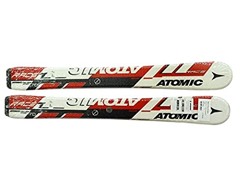 Atomic race jr r045 kinderski 7 Noir/rouge/blanc