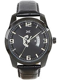 KILLER Analogue Black Dial Men's Watch - KLM202G