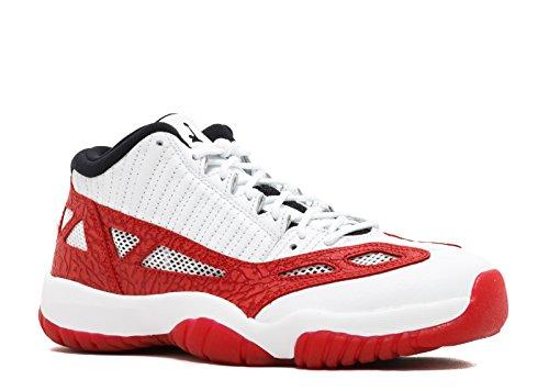 AIR Jordan 11 Retro Low IE 'Gym RED' - 919712-101 - Size 40-EU (Jordan 11 Retro-schuhe Für Frauen)