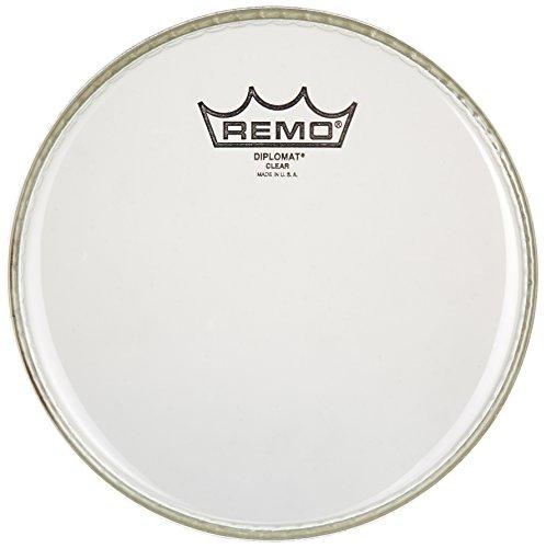 Remo bd0308–00, transparent Diplomat Drum Kopf–20,3cm