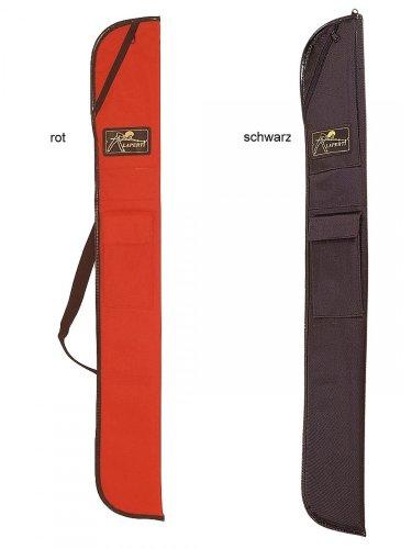 Queuetasche Laperti, 1/1 Tasche für Billard Queue, Farbe:rot
