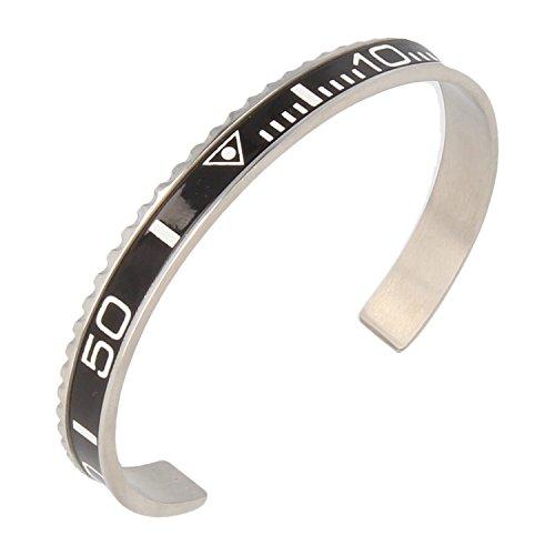 speedometer-edelstahl-lunetten-armreif-armband-schwarz
