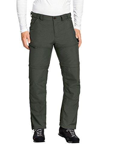VAUDE Herren Hose Skomer Zip Off Pants, Olive, 56, 05407 -