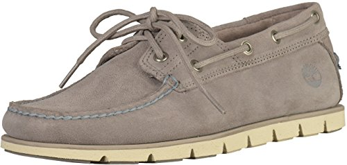 Timberland Tidelands 2 Eye CA1HBD, Chaussures Bateau Gris