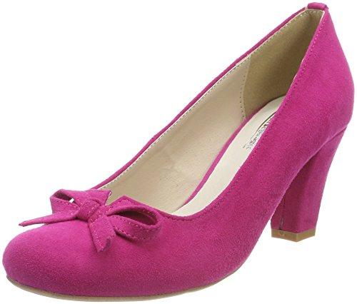 HIRSCHKOGEL by Andrea Conti Damen 3005701 Pumps, Pink (Pink), 39 EU
