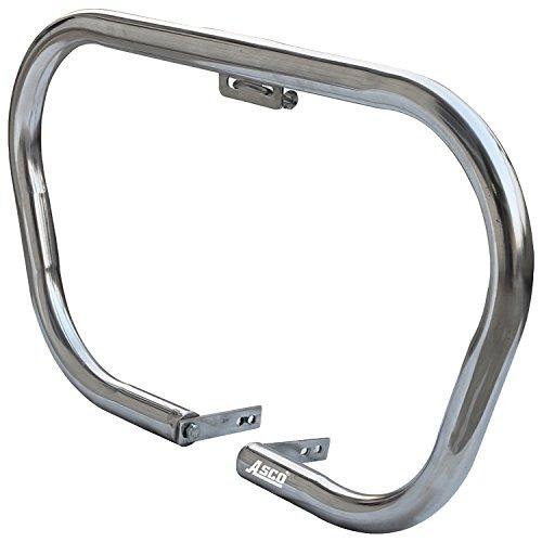 asco 95006 royal enfield heavy duty steel motor cycle crash guard/leg guard Asco 95006 Royal Enfield Heavy Duty Steel Motor Cycle Crash Guard/Leg Guard 41w3dl 2BGFvL