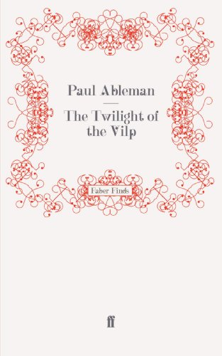 Twilight Of The Vilp