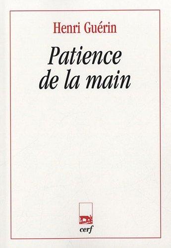 Patience de la main
