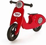 Tidlo Scooter Balance Bike (Red)