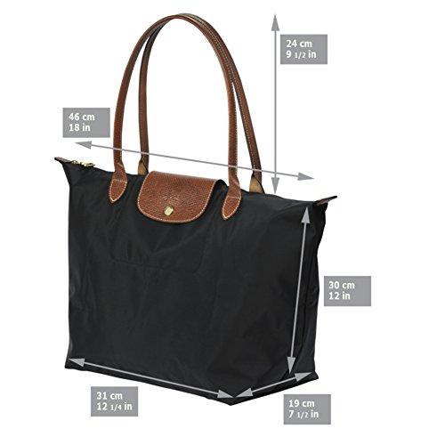 Longchamp Granate