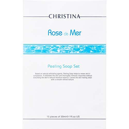 Christina Rose De Mer Peeling Soap Kit (15 Units)