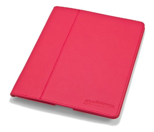 slim-ipad-case-the-ridge-by-devicewear-red-vegan-leather-magnetic-ipad-2-3-4-case-with-six-position-