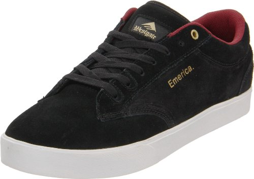 emerica-the-flick-6102000073-scarpe-da-skateboard-uomo-nero-schwarz-black-gold-white-435-eu