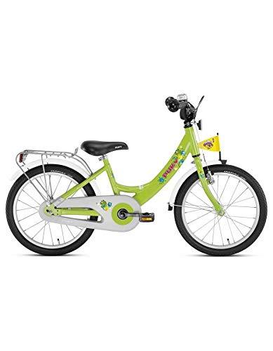 Puky ZL - Vélo Enfant 18 Pouces - Vert Kiwi 2019 Velo Enfant 12 Pouces