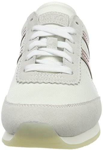 Hugo Adreny-s 10191482 01, Sneakers Basses Femme Multicolore (Natural 102)
