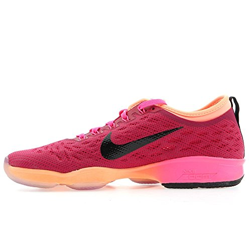 Nike Wmns Zoom Fit Agility, Scarpe sportive, Donna Rosa