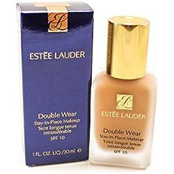 Estée Lauder, Acabado de maquillaje Shell Beige (SPF 10, piel normal, tono de piel medio) - 30 ml.
