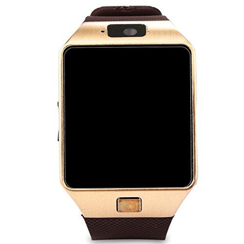 DZ09 intelligente - bluetooth smartwatch per apple / samsung / androide / 108 telefono indossabili orologio intelligente mobile syn sim PK GT08 GV18 M26 (Austec)