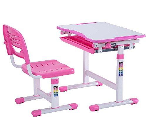 ergonomische kinder tisch stuhl kippen schreibtisch oben h henverstellbare kinder schreibtisch. Black Bedroom Furniture Sets. Home Design Ideas