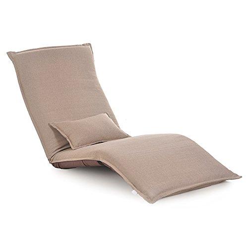 Sessel Lazy Sofa, Einzelsofabett, Falten Lazy Chair, Kleines Sofa, Bay Window Chair ( Farbe : 3# ) (Bay Chair)