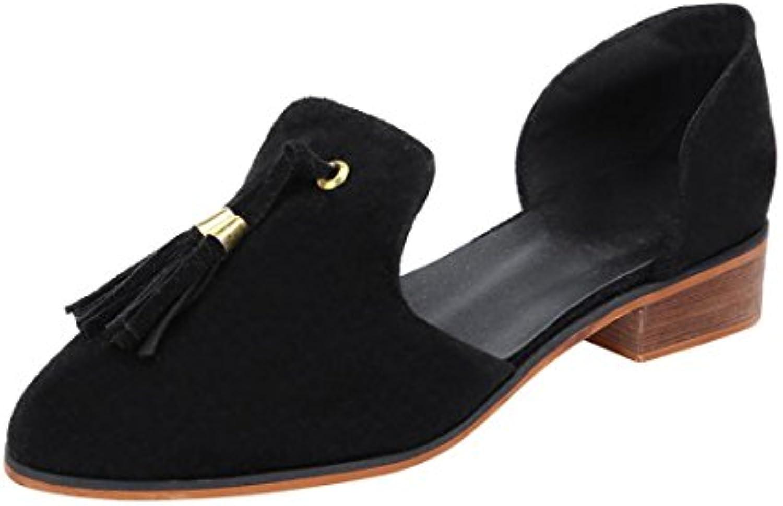 BYSTE_Scarpe - Zapatillas de Danza para Mujer