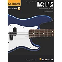 Bass Lines: Hal Leonard Bass Method 500 Grooves * All Styles * All Levels