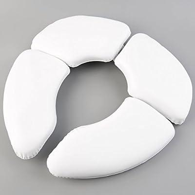 Tragbare Klapp Kind Toilettensitz Warme weiche haut Töpfchen Stuhlkissen Kissen Baby Training Wc Kinder Sicher Hygiene