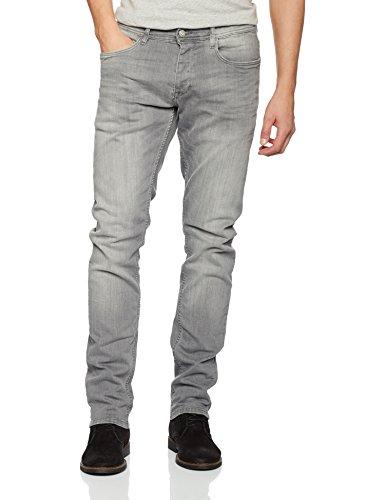 Q/S designed by Hose, Jeans a Gamba Dritta Uomo Grau (grey Denim 93z6)