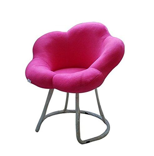 Moderner Stoffliegestuhl / einzelner reizender Balkonstuhl / Freizeitschlafzimmer-Computerstuhl (...