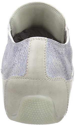 Candice Cooper Rock.metal.washed, Baskets Basses femme Bleu - Bleu jean