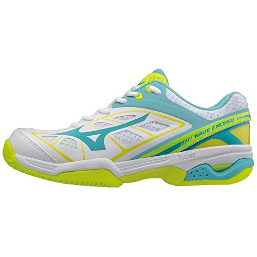 Mizuno Wave Exceed CC - Scarpe Tennis Donna - Women's Tennis Shoes (EU 40)
